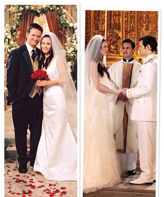 TV's Most Fashionable Brides: See the Photos!