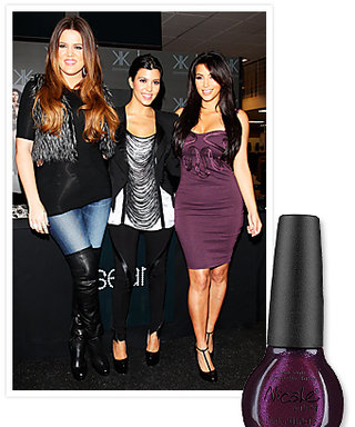 First Look: New Kardashian Kolors Nail Polish
