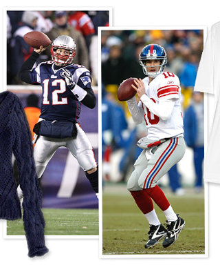 Super Bowl 2012: Giants and Patriots-Inspired Outfit Ideas!