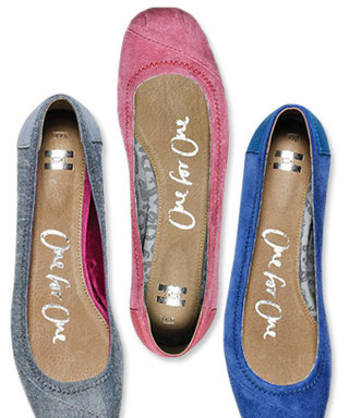 TOMS Ballet Flats: Now Available!