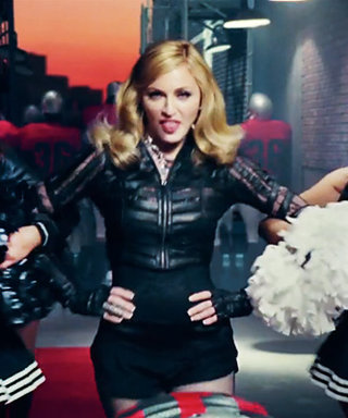 Watch Madonna's New 'Give Me All Your Luvin'' Video!