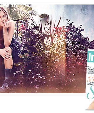 Jennifer Aniston Is InStyle's March Cover Girl!