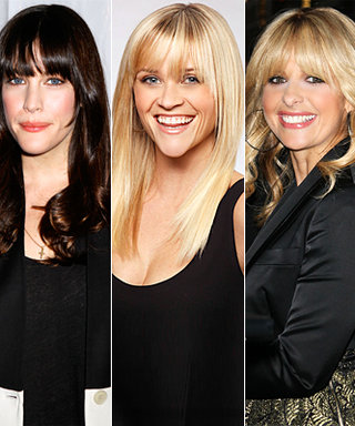 Hair Poll: Which Star's New Bangs Do You Like Best?