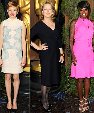 The 2012 Academy Awards Nominees Luncheon: See the Photos!