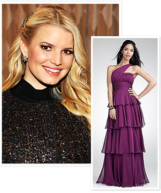 Jessica Simpson Designs Prom Dresses Now