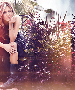 Jennifer Aniston's InStyle Cover: Watch the Behind-the-Scenes Video!