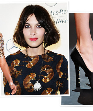 NY Fashion Week Day 2: Alexa Chung, Jason Wu and More!