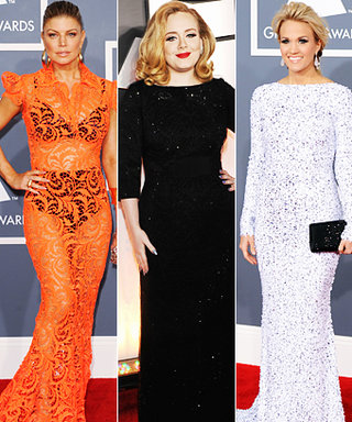 Grammys 2012 Red Carpet: What Everyone Wore!