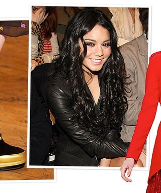 NY Fashion Week Day 7: Vanessa Hudgens, Rodarte and More!