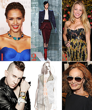 Jessica Alba Is Pregnant, Marc Jacobs' $1 Million Show and More!