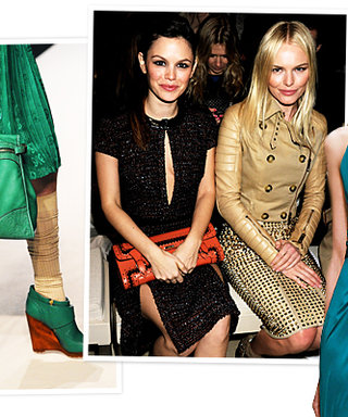 London Fashion Week: Rachel Bilson, Kate Bosworth, Issa and More!