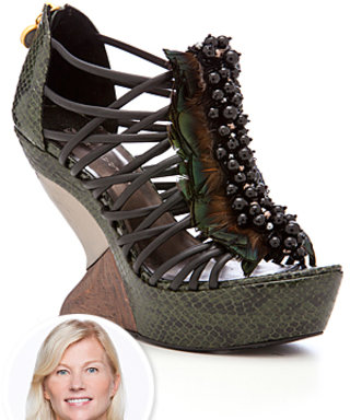 Leifsdottir's First Collection of Shoes Now Available