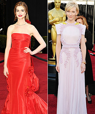 Oscars Best Dressed: InStyle's Top 12 Looks!