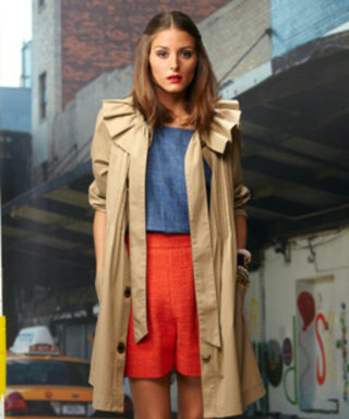 Olivia Palermo Models Tibi's Spring Collection