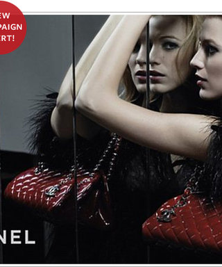 Blake Lively's Chanel Campaign: The Photo Is Here!