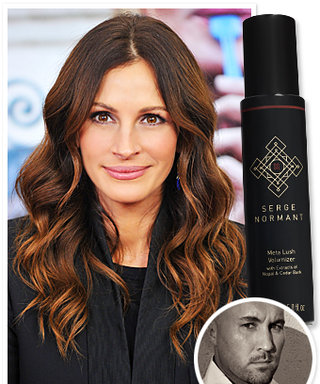 Celebrity Hairstylist Serge Normant's New Product Line