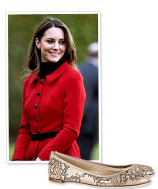 Bridal Shoes: Shopping for Kate Middleton's Wedding Flats