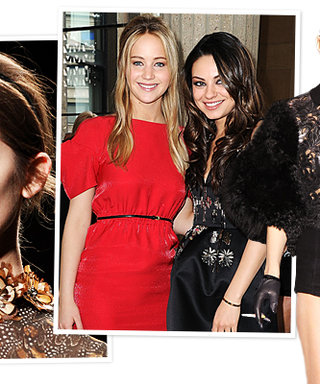 Paris Fashion Week: Kate Moss, Mila Kunis, Valentino and More!