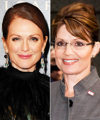 Julianne Moore and Sarah Palin: Do You See the Resemblance?