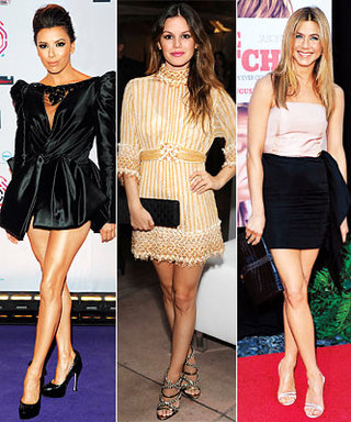 Get Spring-Ready Legs With These Star-Approved Tips