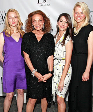Diane Von Furstenberg Honors Women at the DVF Awards