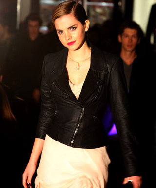 First Look: Emma Watson's Lancome Beauty Campaign