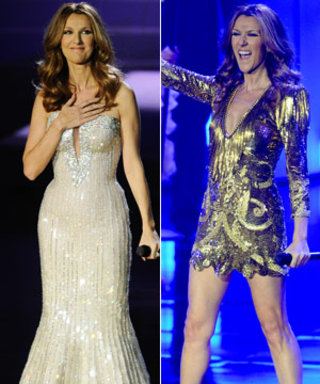 Celine Dion's New Las Vegas Show: See Her Stunning Stage Outfits!