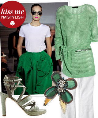 Your Look: St. Patrick's Day Outfit Ideas!