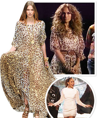 Jennifer Lopez's American Idol Outfits: All the Details!