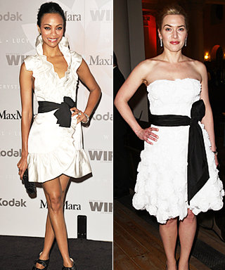 Shop the Look: Cinched White Dresses