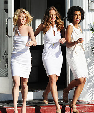 Charlie's Angels First Look: Minka Kelly, Rachel Taylor, Annie Ilonzeh on Set!