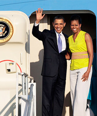 Michelle Obama's Bright Outfits During Her South America Tour