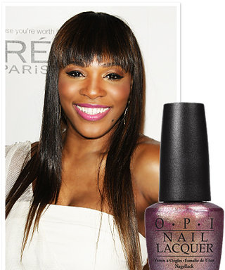 Serena Williams' New O.P.I. Nail Polish Collection!