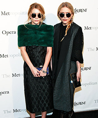 Who, What, Wear: The Olsens, Claudia Schiffer and More at YSL's Opera Gala!