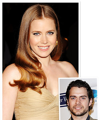 Henry Cavill and Amy Adams Are Superman and Lois Lane!