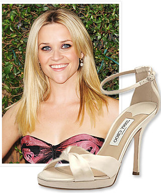 Reese Witherspoon Wore Jimmy Choo Shoes on Her Wedding Day!