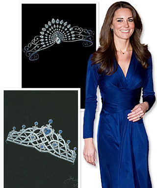 Kate Middleton's Tiara: Jewelry Designers Sketch Dream Tiaras