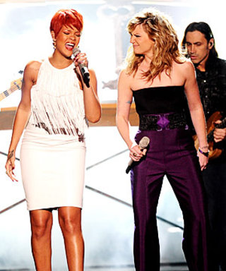 ACM Awards Performances: Stage Style From Rihanna, Jennifer Nettles, Martina McBride, More!