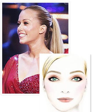 Dancing With the Stars Makeup Secrets: Kendra Wilkinson's Red Hot Look!
