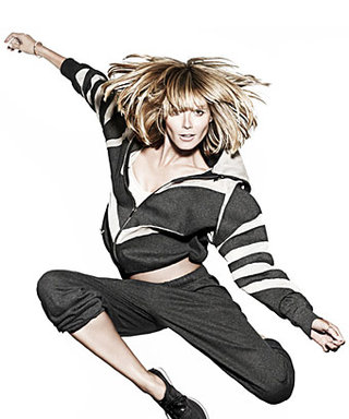 Heidi Klum's New Balance Line: Spring 2011 Collection Now Available!