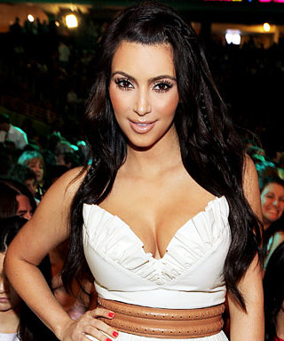 Nail Polish: How to Wear Brights Like Kim Kardashian