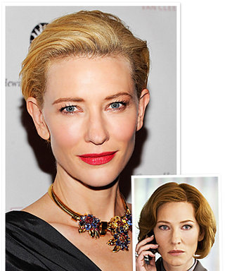 Cate Blanchett's Top Redhead Movie Moments