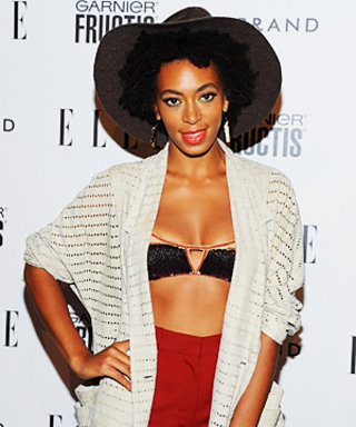 Solange Knowles Doesn't Trade Hair Tips with Sister Beyoncé
