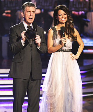 Brooke Burke's Dancing With the Stars Outfit