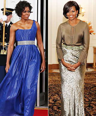 What It's Like to Dress Michelle Obama