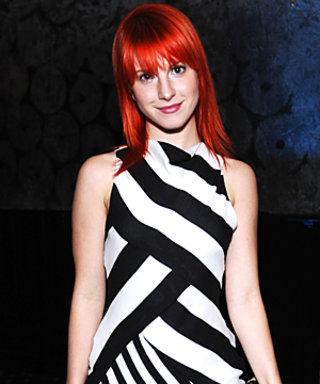 Paramore's Hayley Williams Wants Her Own Line of Hair Dye