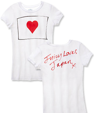 Juicy Couture's New Limited-Edition Japan Tee!