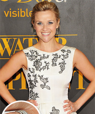 Reese Witherspoon's Wedding Rings: A Close-Up!
