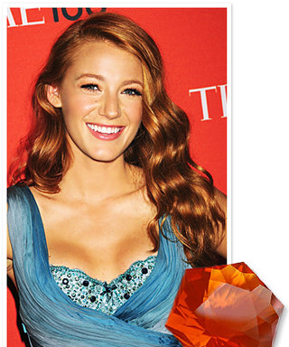 Blake Lively Dyed Her Hair Red for a Movie!