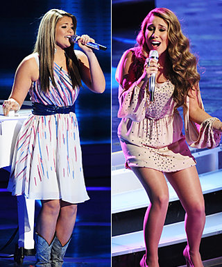 American Idol Style: Haley and Lauren Carole King Episode Outfits!